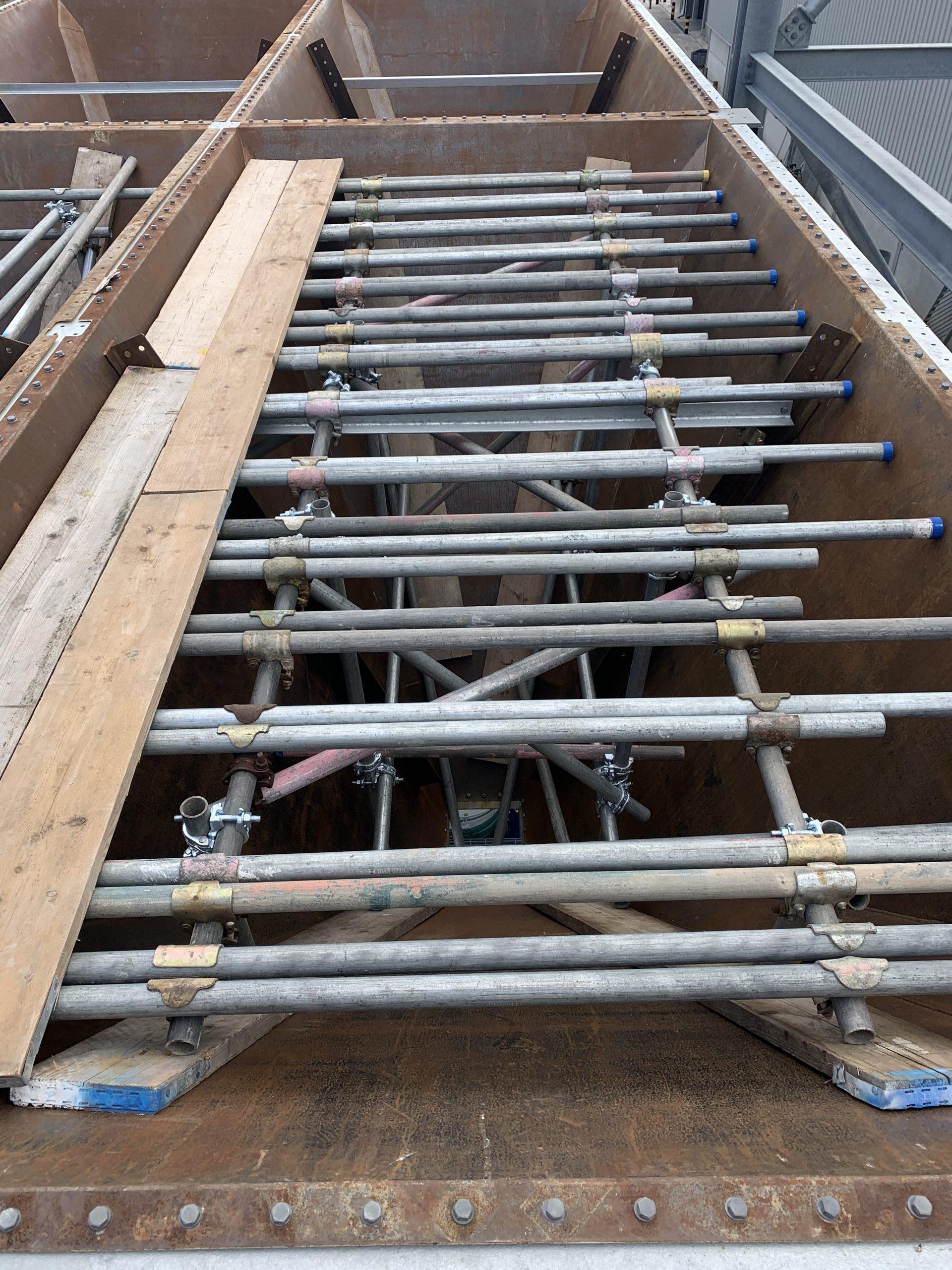 Scaffolding work Commercial scaffolding