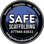 Safe Scaffolding Erectors Ltd Logo
