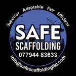 Safe Scaffolding Erectors Ltd Logo